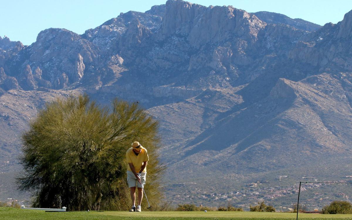 Oro Valley El Conquistador Golf Course