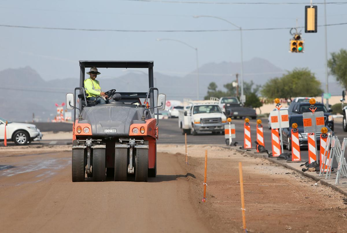 Pima County/Tucson road projects