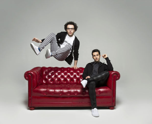 Pop duo's hit ballad 'Say Something' sparks great big success