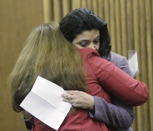 Rapist-killer of 2 in '08 gets 2 life sentences