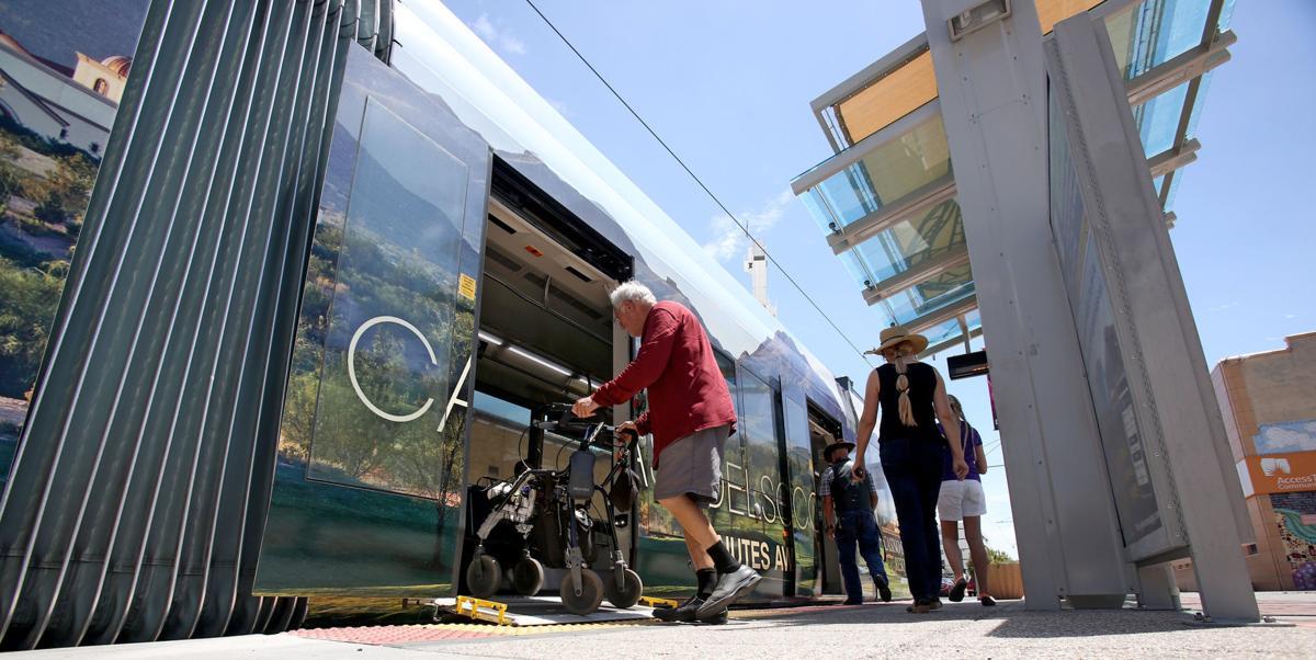 Tucson streetcar anniversary