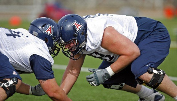 Rout fails to please O-linemen