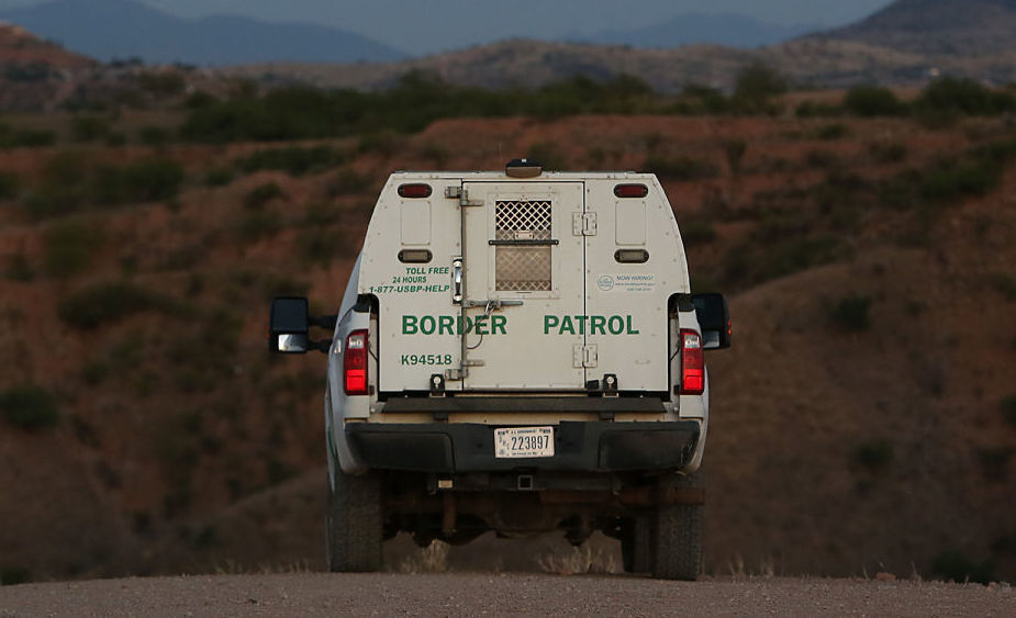 tucson sector border patrol agents find injured woman who fell from
