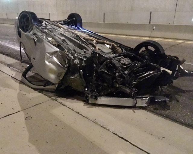 Tucson police identify man killed in Saturday rollover crash near DM