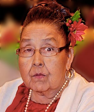 "Ernestina ""Nori"" Robles Matus 4/5/1949 - 7/19/2014"