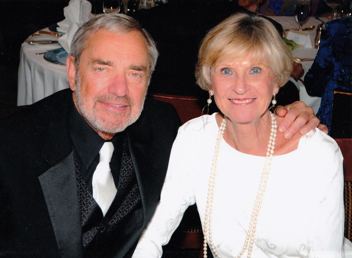 Stephen Maltzman and Donna DePesa