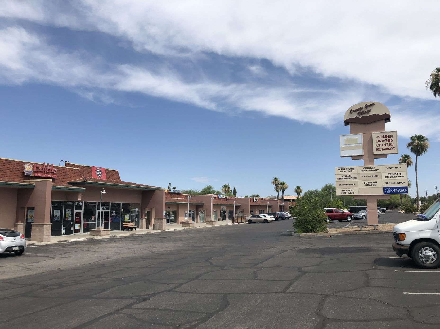 Tucson Real Estate: NW shopping center to get makeover