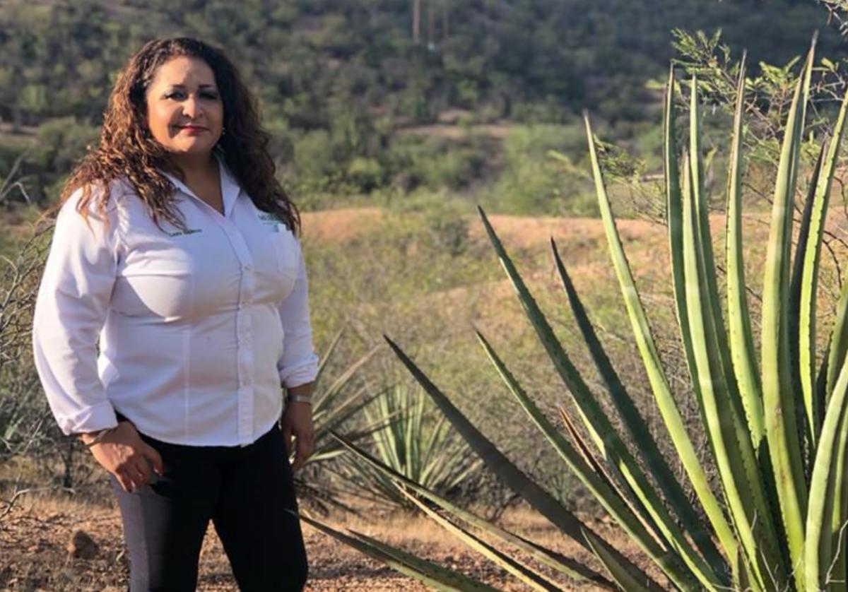 Laura Espinoza Mujeres del Bacanora