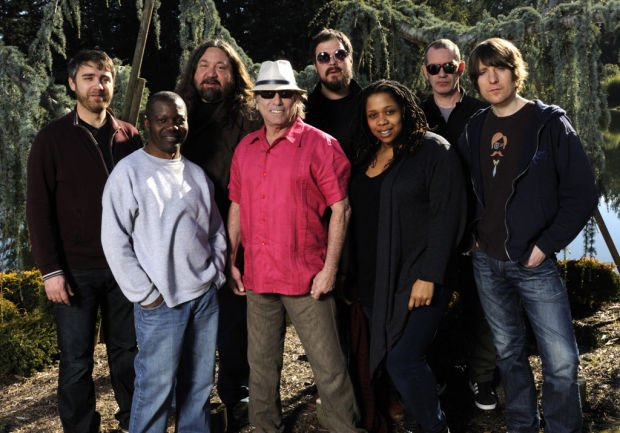 Mickey Hart Band swirling into Tucson