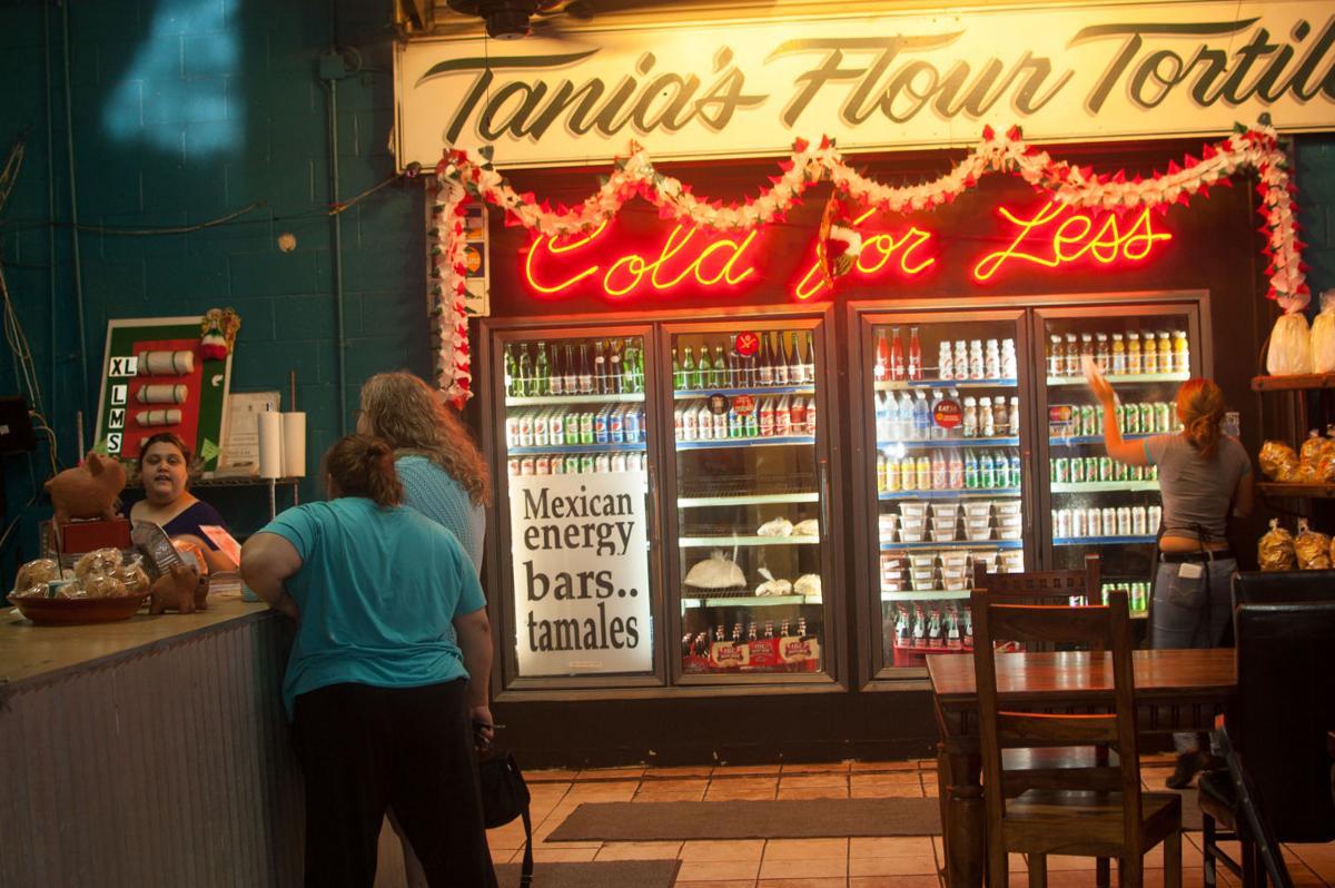 Tania's