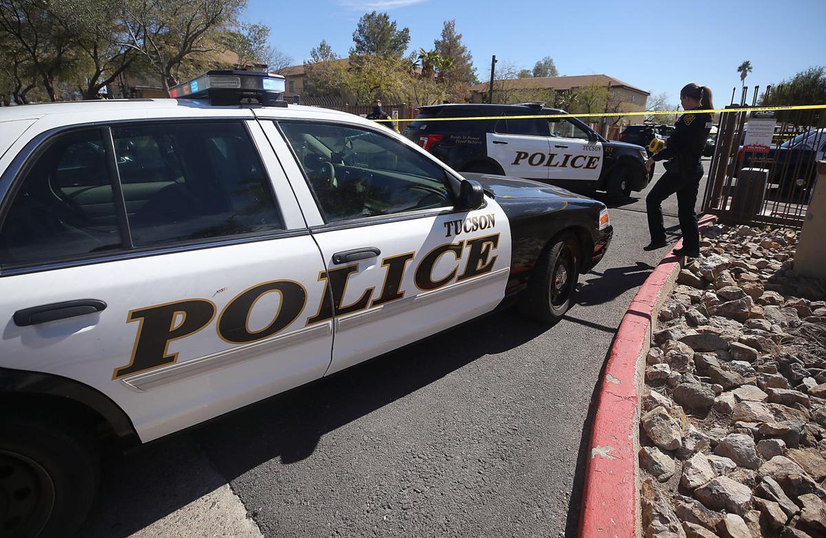 Tucson Police union lawsuit