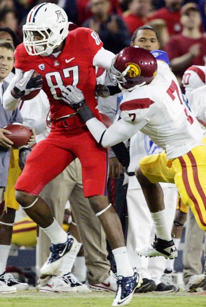 Youthful Miller played like a veteran receiver against USC