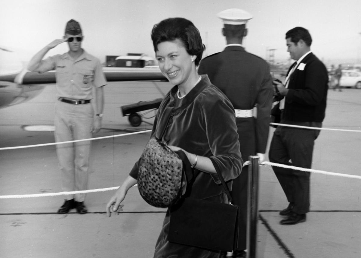 Princess Margaret in Tucson