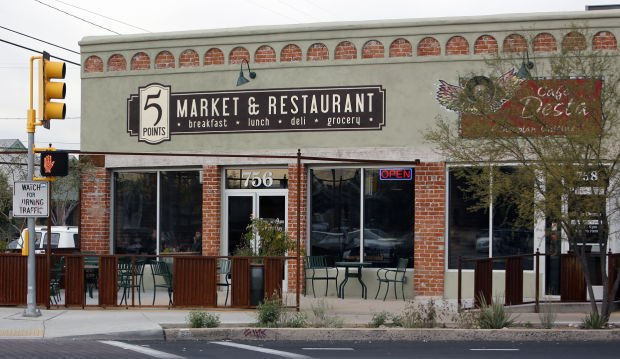 Image result for 5 points market and restaurant tucson