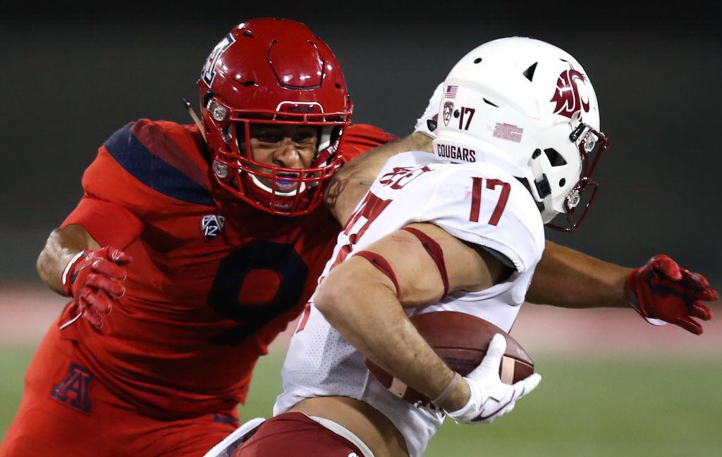 Arizona Wildcats vs. No. 15 Washington State Cougars college football