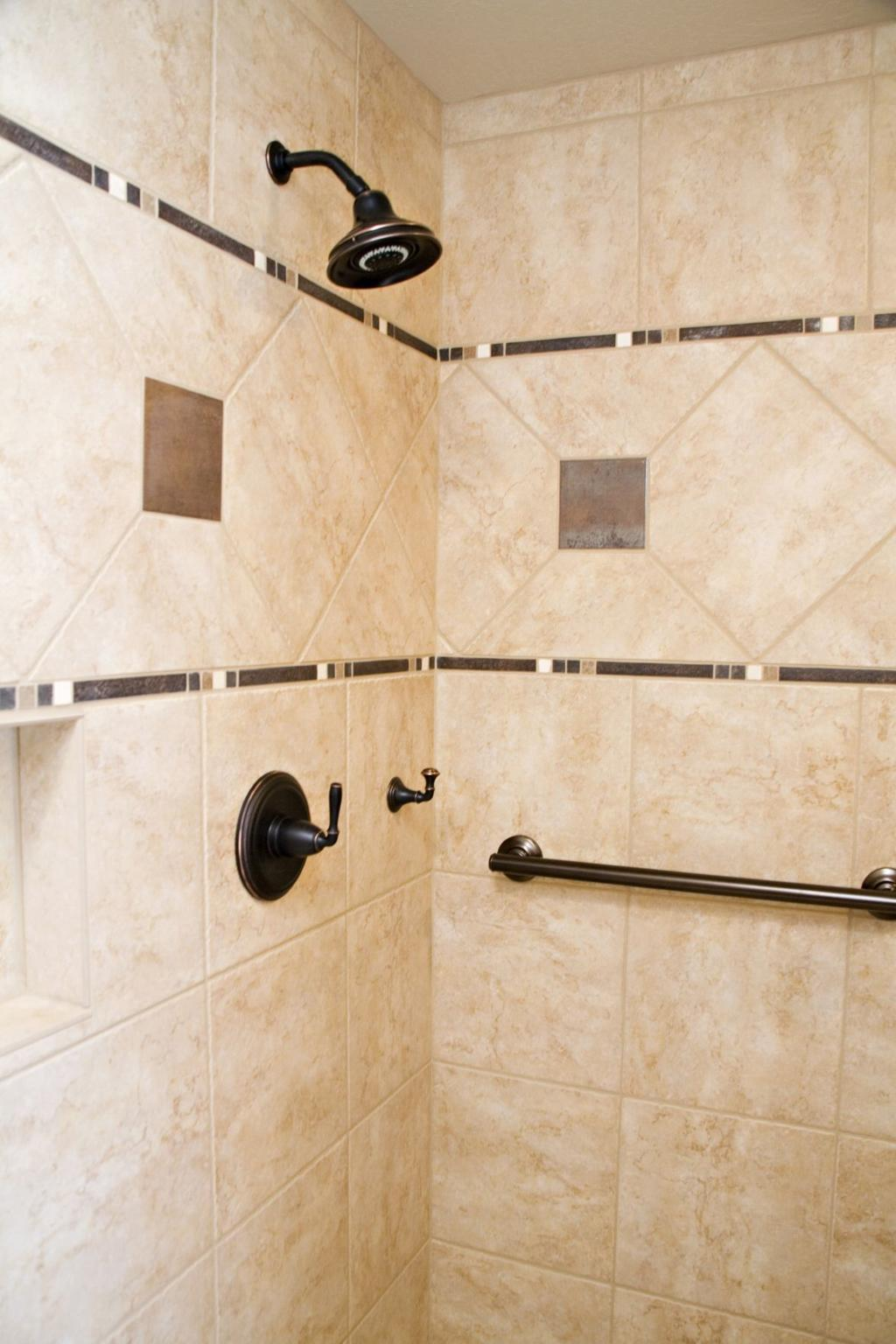 Can I Install A Grab Bar In Shower Walls Covered Cultured