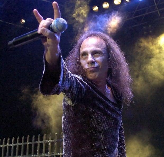 Muere Ronnie James Dio, leyenda del heavy metal   Gente   tucson.com
