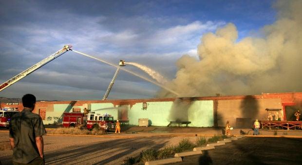 Lost Barrio arson case dismissed