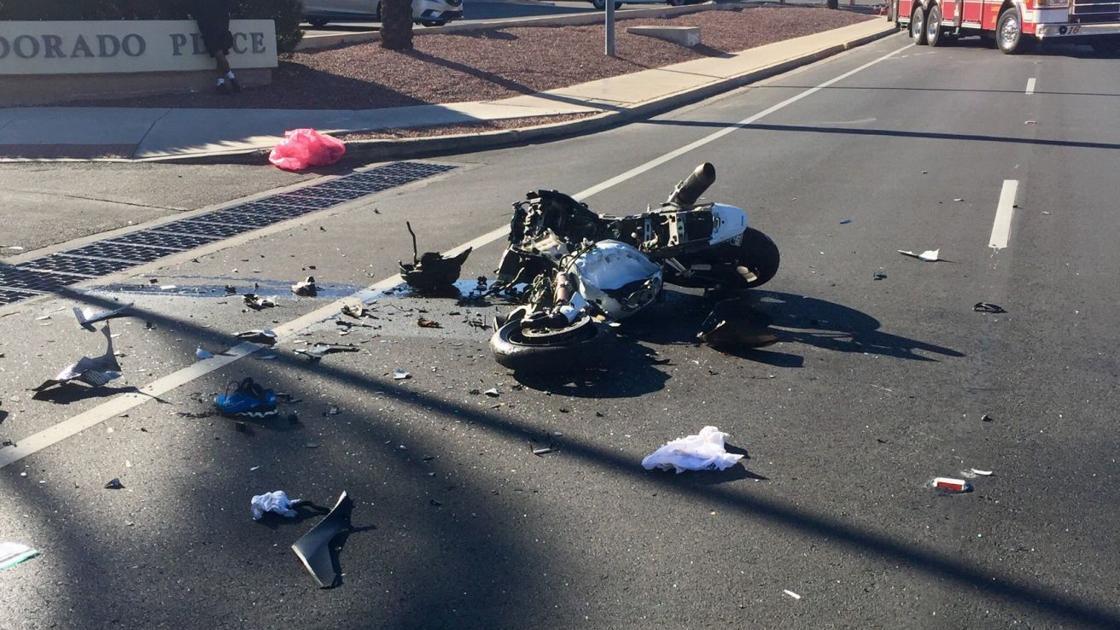 Tucson police: Motorcyclist dies after crash on Wilmot Road