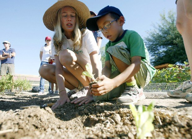 New farm takes root with kids, community