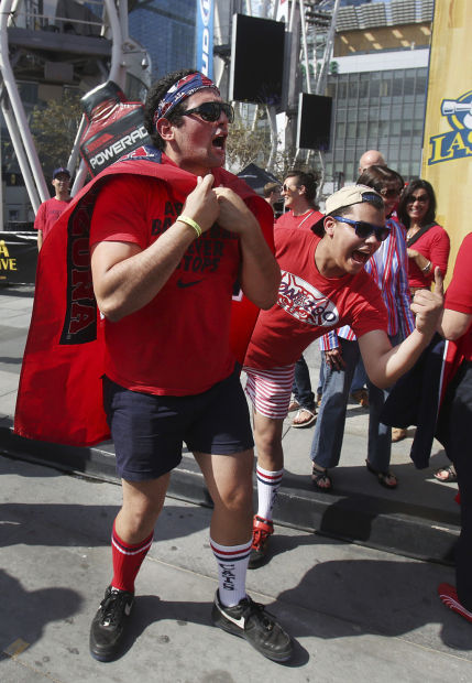 Grueling travel: UA basketball: Fans go to great lengths for beloved Cats