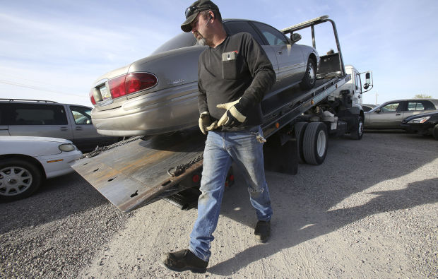 Tucson Car Auction >> Tucson Looks To Take A Cut From Impounded Vehicle Auctions