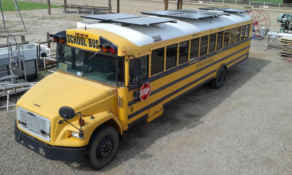 Rodolfo Peon bus