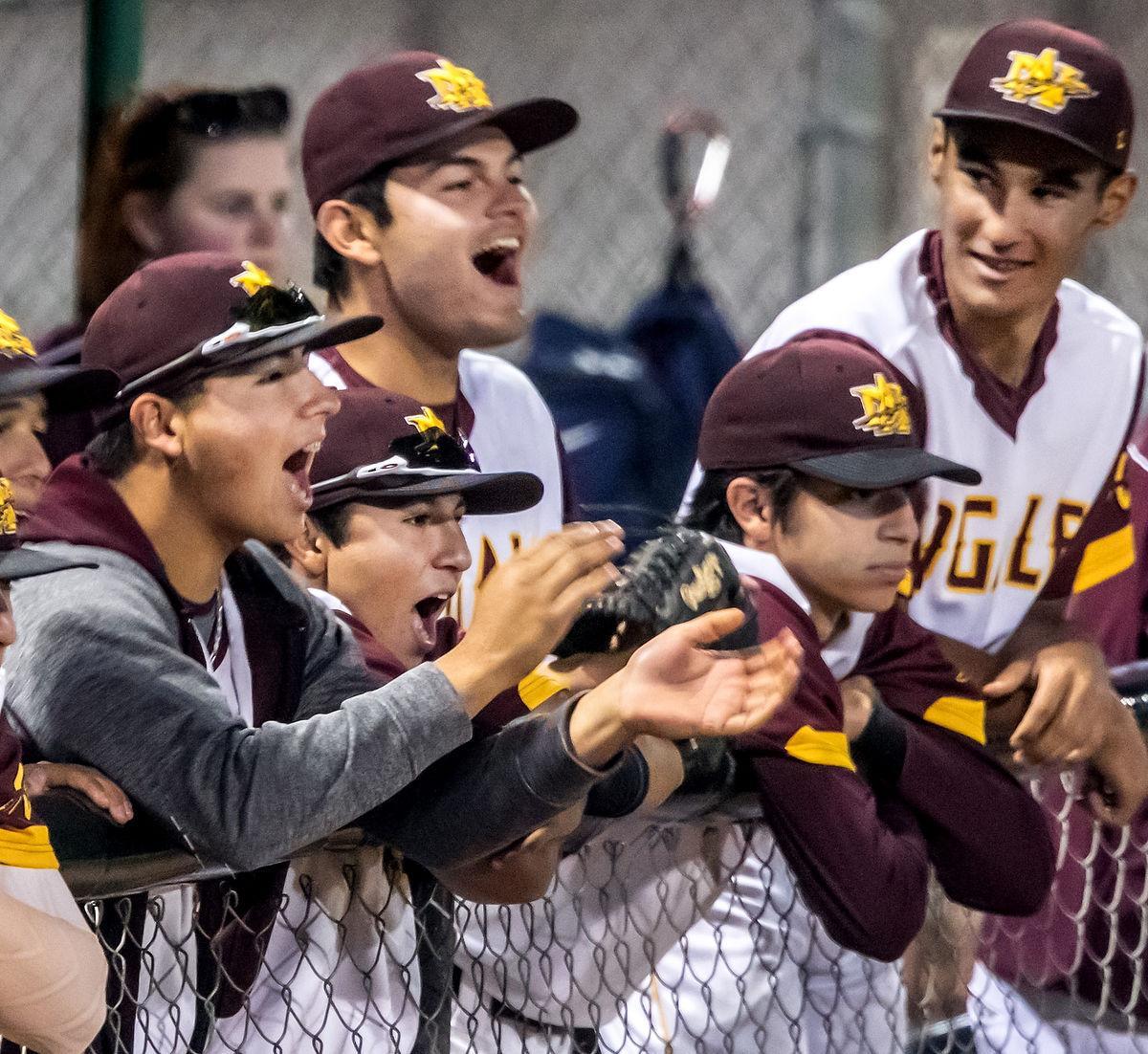 Nogales vs CDO Baseball playoffs