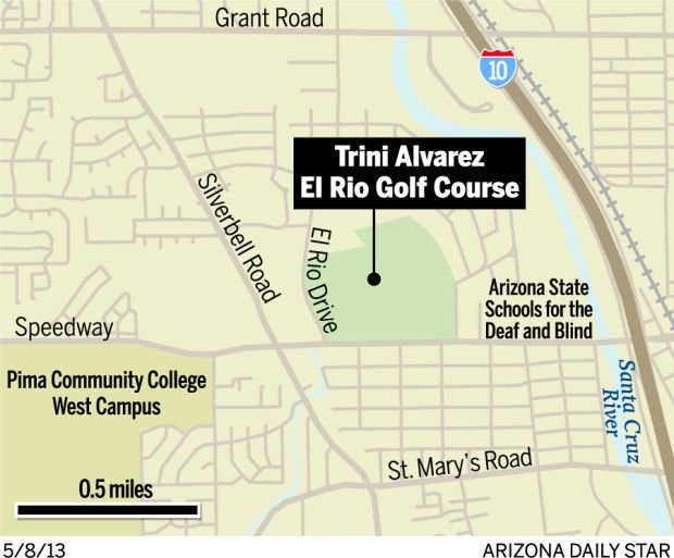 El Rio Golf Course Planned As New Grand Canyon University
