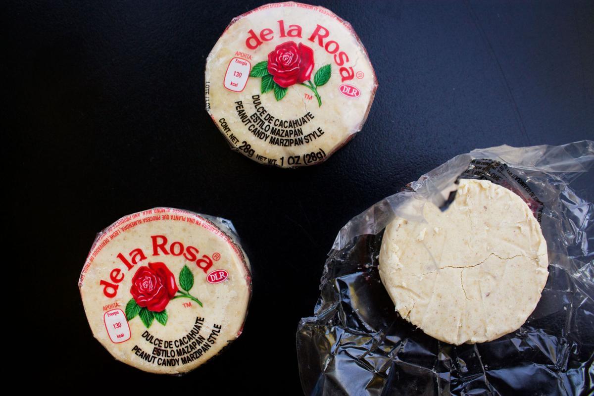 Mexican candy De La Rosa