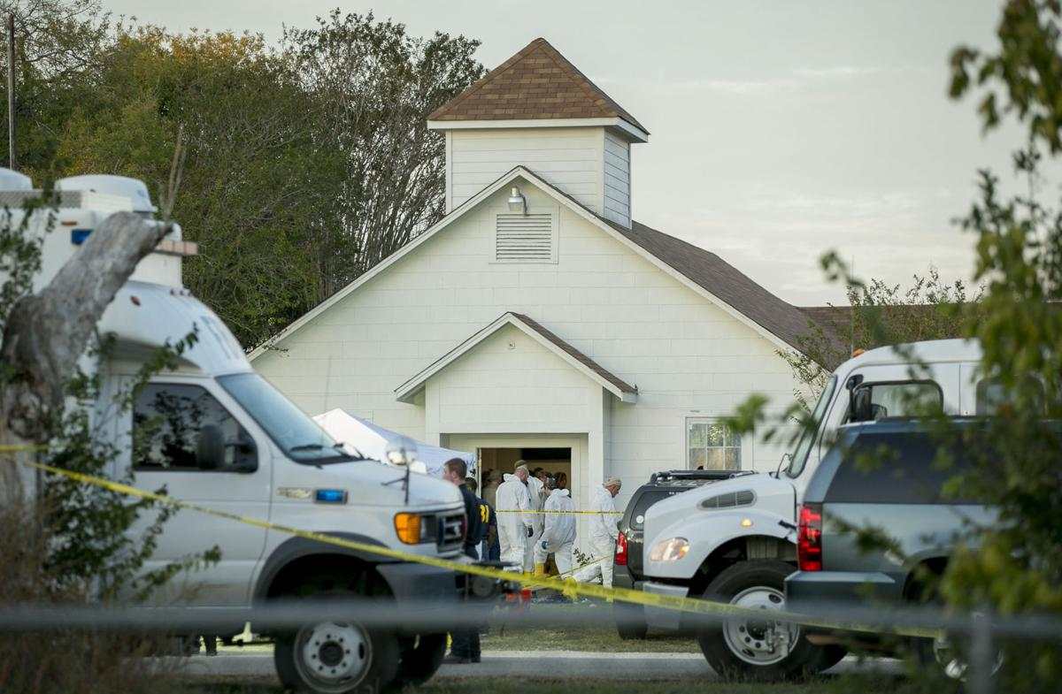 US NEWS TEXAS-SHOOTING 7 AU