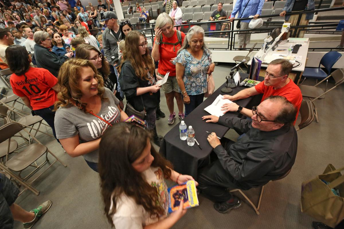The 10th annual Tucson Festival of Books comes to a close