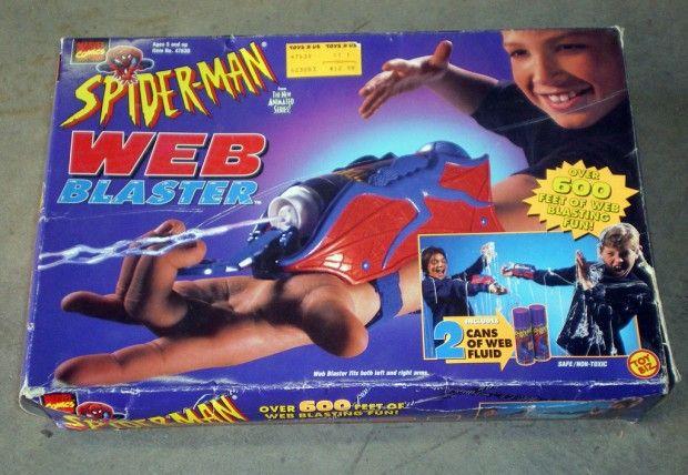 Spider-Man toy dispute