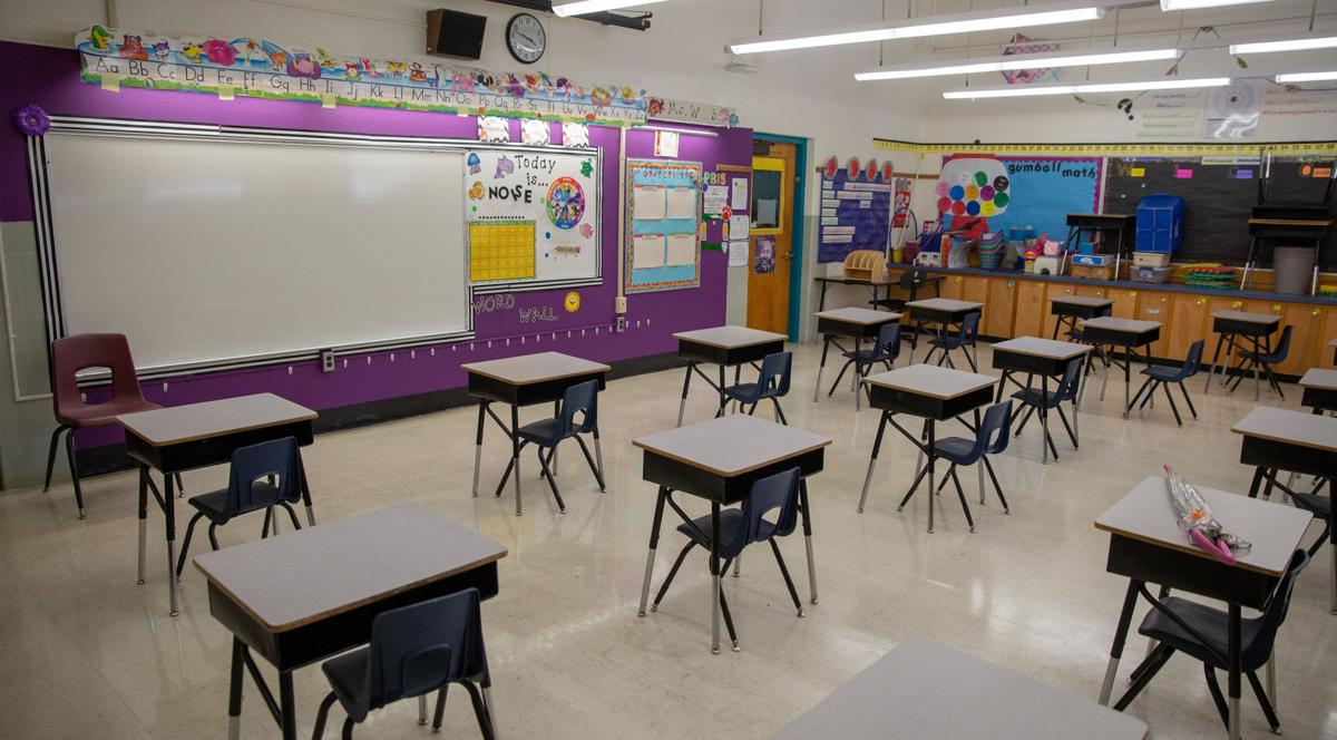 Local health officials to school leaders: safe in-person classrooms are weeks away