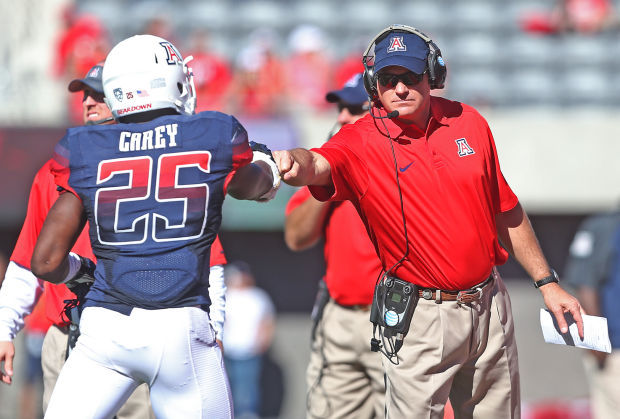 Proposed rules change puts RichRod on the attack