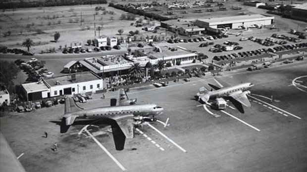 Sky Harbor celebrates its 75th year, is now 9th-busiest airport in nation