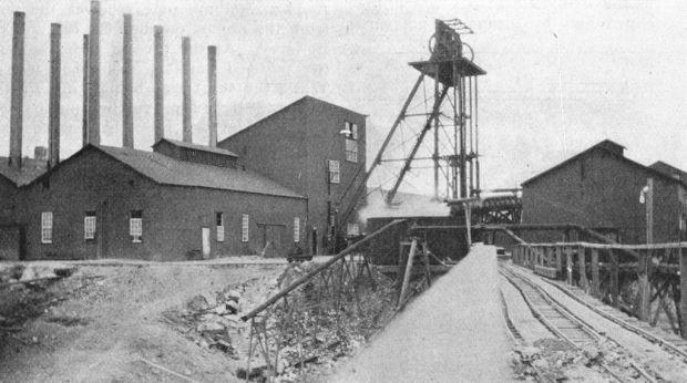 Grand Central mine