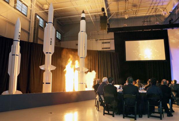 Faith in Raytheon missile 'growing'