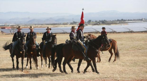 Fort Huachuca solar