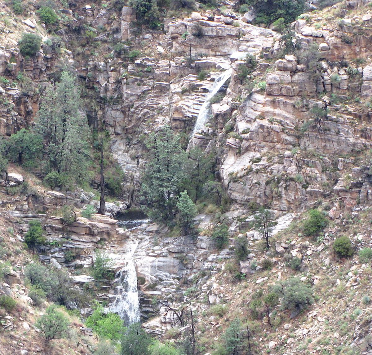 Seven Cataracts waterfalls