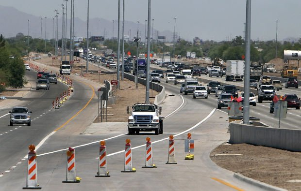 Eastbound I-10 exit at Prince Road is reopened