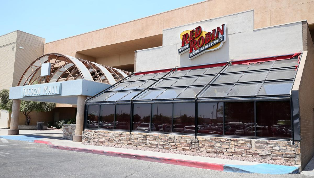 Until last year, Red Robin Gourmet Burgers was a popular place for shoppers to grab a bite to eat at the Tucson Mall. The restaurant was closed by owner Anne Barnes in July following the.