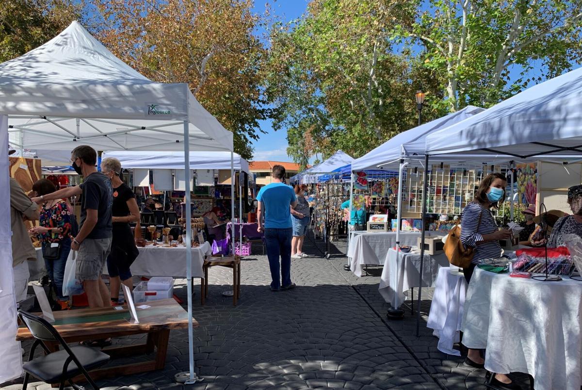 St. Philips Plaza Market 2020