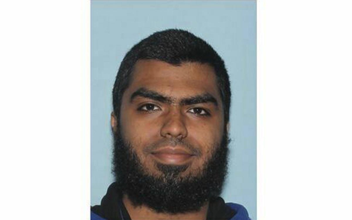 Terrorism Man Charged