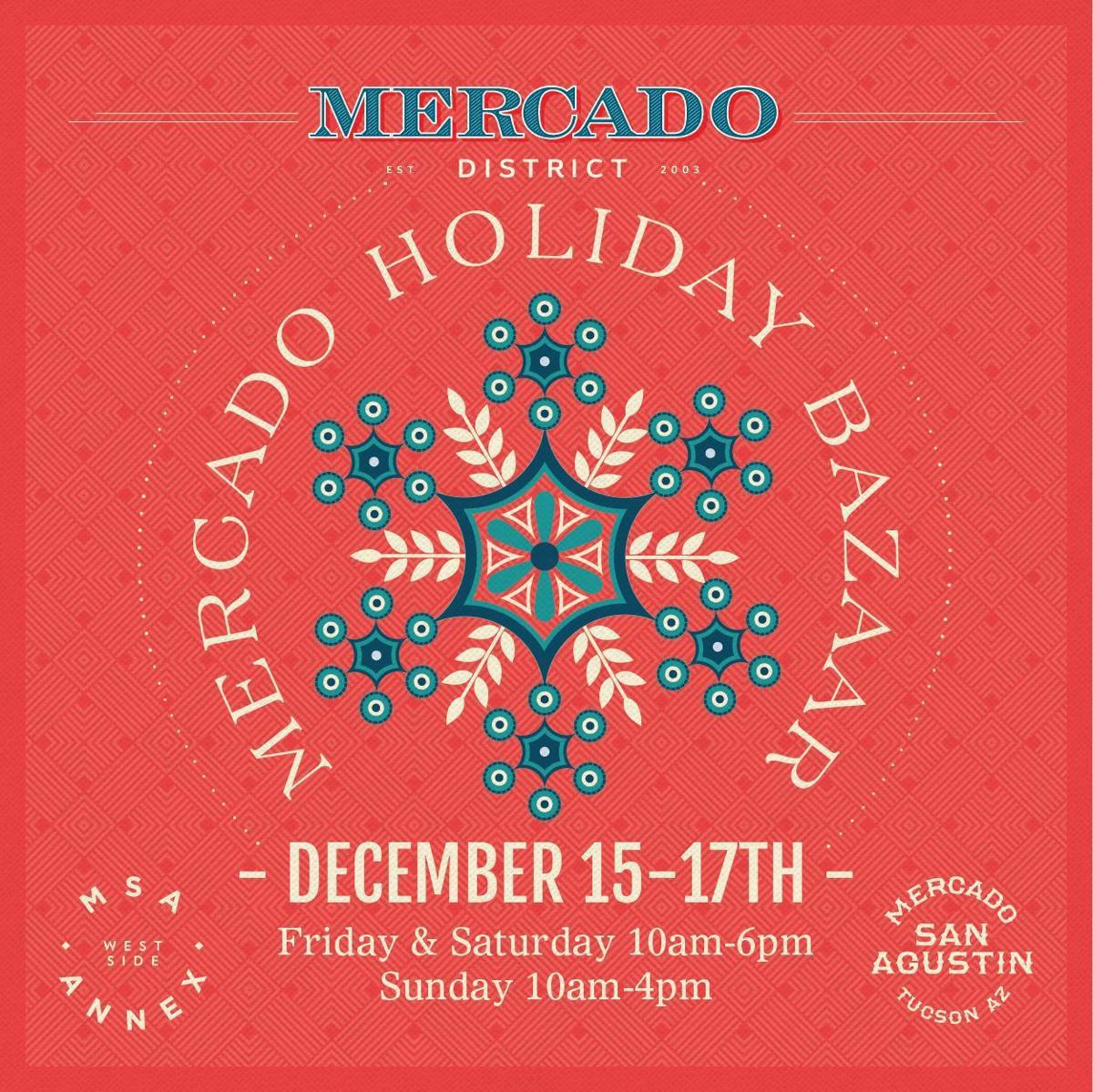 Mercado's Annual Holiday Bazaar — Mercado San Agustin
