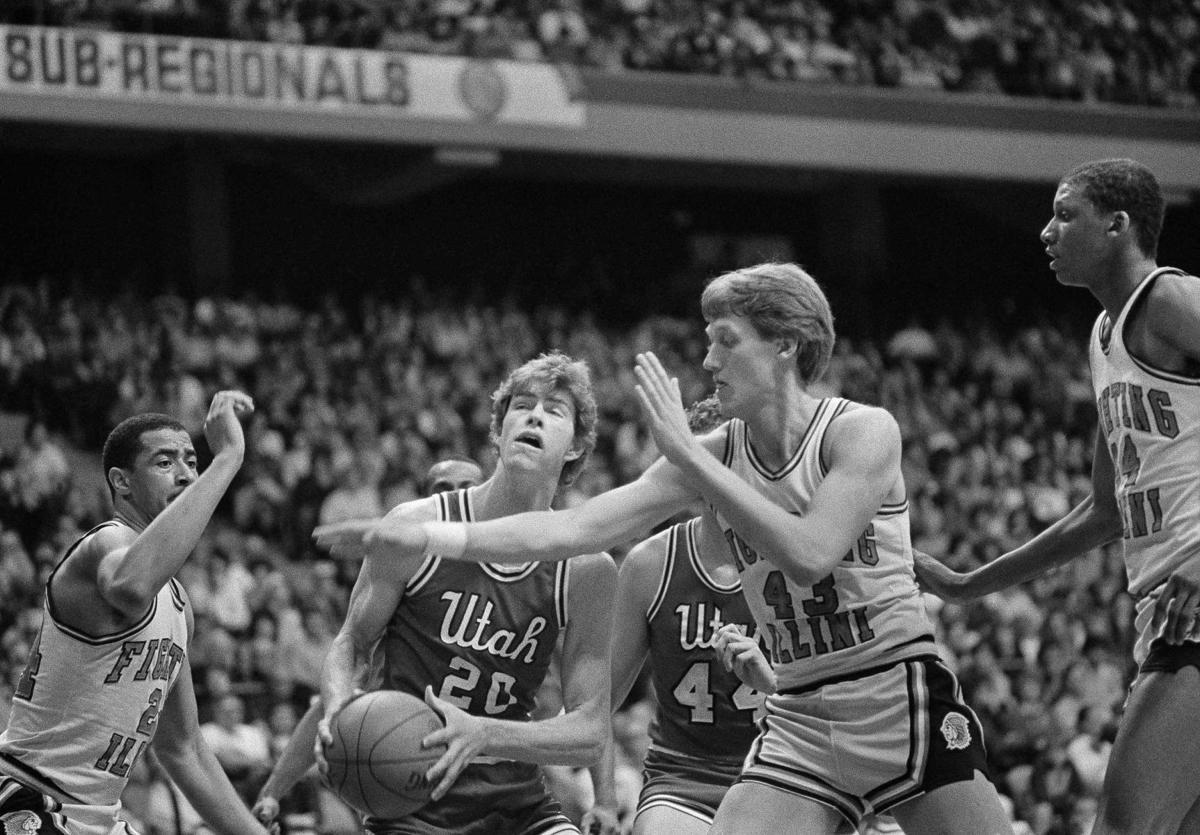 Basketball College Games  NCAA  Tournament 1983