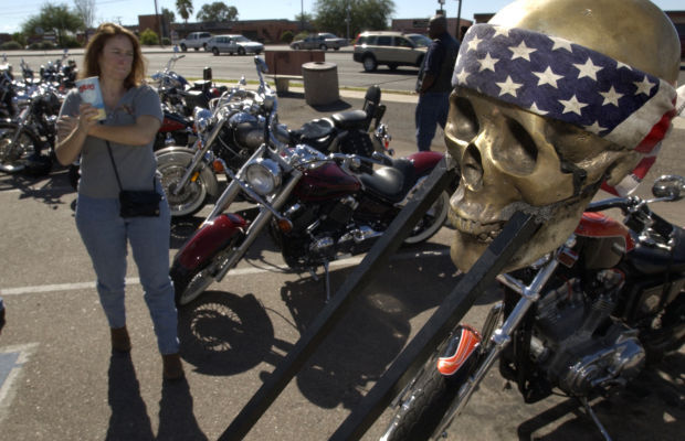 Tales from the Morgue: Motorcycle club is a 'go'