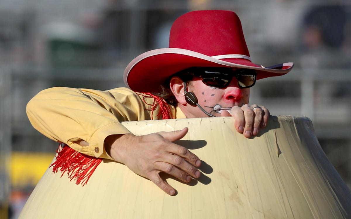 Rodeo Clown John Harrison Will Paint On Smile In Wake Of