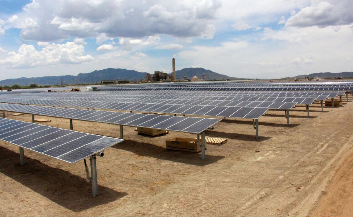 Apache Solar