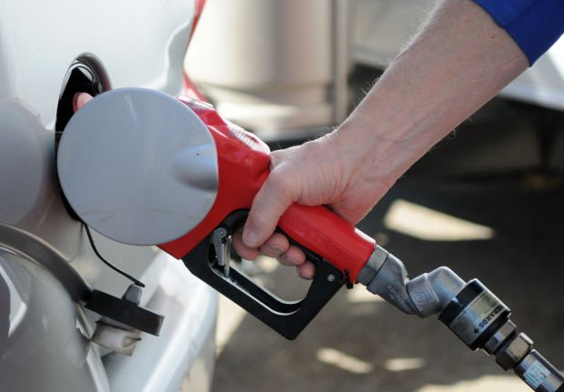 Gas prices still in free-fall